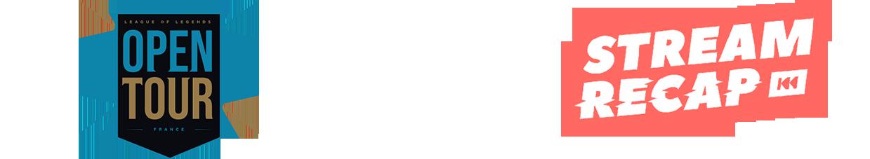StreamRecap Logo